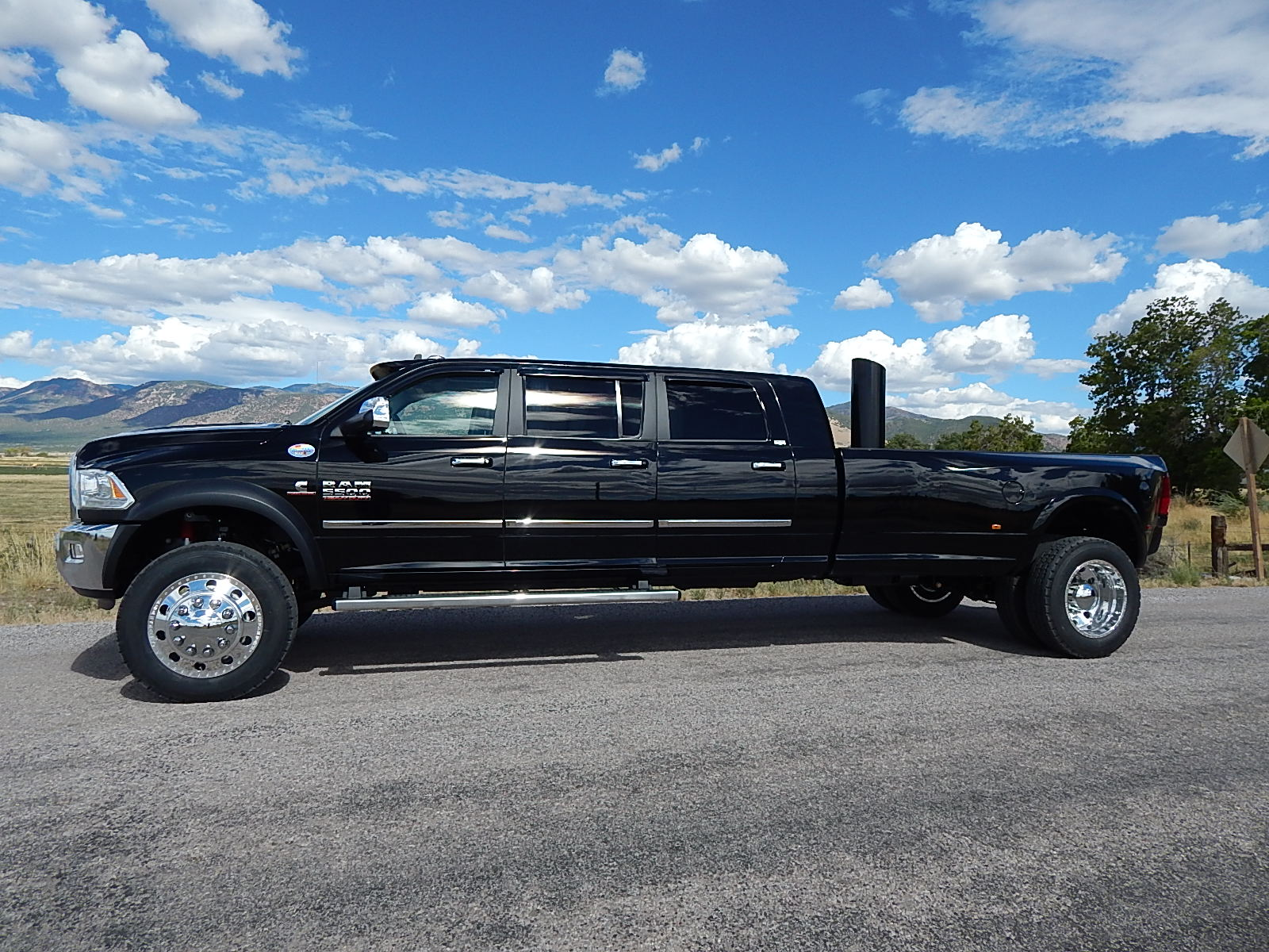 Ram Dually Wheels >> MEGA X 2 6 door Dodge 6 Door Ford 6 door Mega Cab Six door ExcursionMEGA X 2