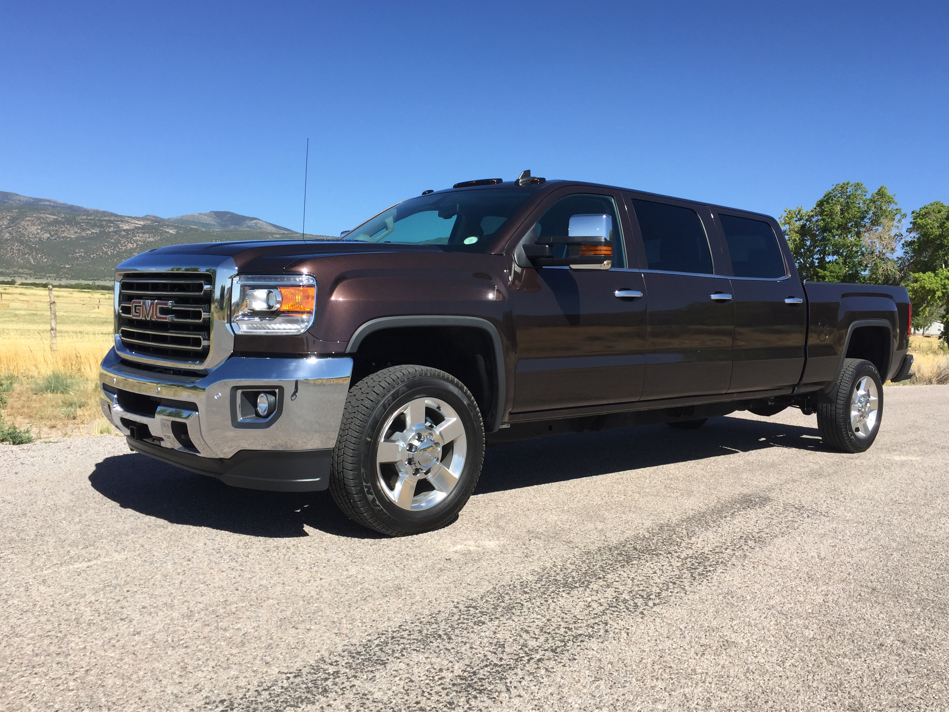 Chevy Truck Lease